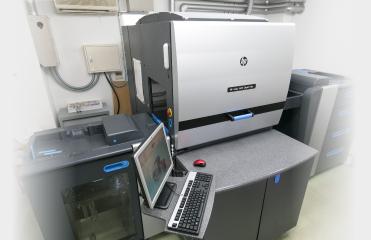 デジタル印刷機 HP indigo PRESS5600